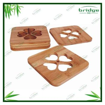 2014hot sale handcraft colourful bamboo table mats placemats and pads tea mat