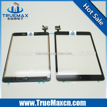 Hot sale best price for iPad mini touch screen with IC, touch screen for iPad mini touch panel