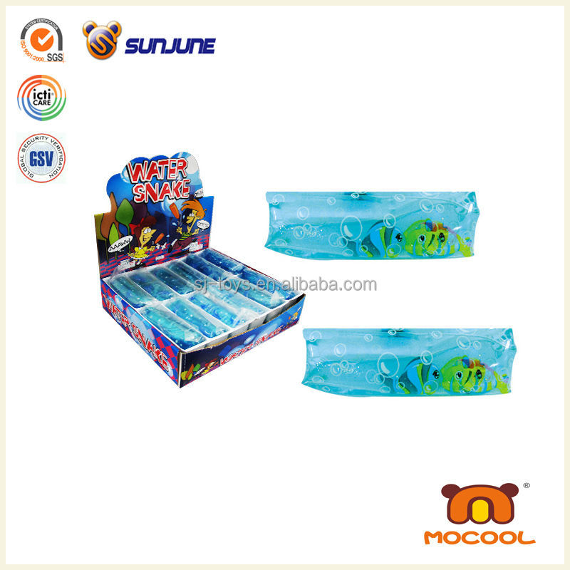 2015 popular summer water snake toy