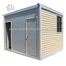 10ft model Japanese house Japan prefab container mini house