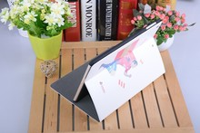 3d sublimation leather case for ipad air 3D Blank leather cover for ipad 5 for ipad air