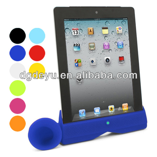 Listening music amplifier fit for apple iPad