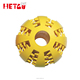 Pet toys supply rubber dog toy ball for sale