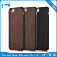 Comma New Luxury Original Wood Phone case for iPhone6