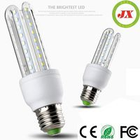 3w 12w 24w 30w E27 led lamp 360 degree bulb 3U led corn light
