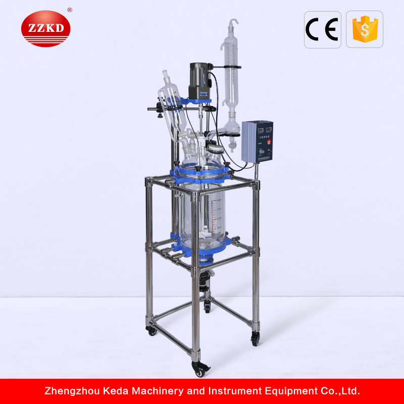 Laboratory Research Multi-functional Reaction Vessel