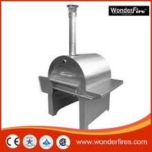 Wood Fired Stainless Steel Pizza Oven-Wood Fired Oven