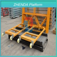 Modular Movable Basket Elevating Platforms Top Quality