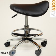 COMFY MA07 Deluxe Office Saddle Stool