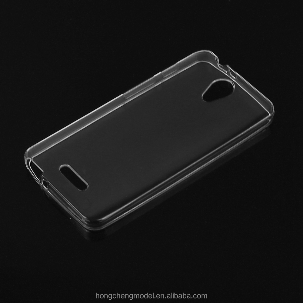 Hot Selling Phone Case For Alcatel Pop Star 3G OT5022 Crystal Clear TPU Silicone Gel Case