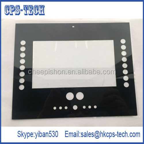 2017 new 0.8mm, 1.0mm, 1.5mm, 2.0mm anti-scratch arcylic panel/pmma sheet for touch control electronic appliance