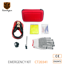 21PCS Hot Sales Wholesales Roadside Assistant Kit Automobiles Car Accessories Of Roadside Emergency Kit Auto emergency kit
