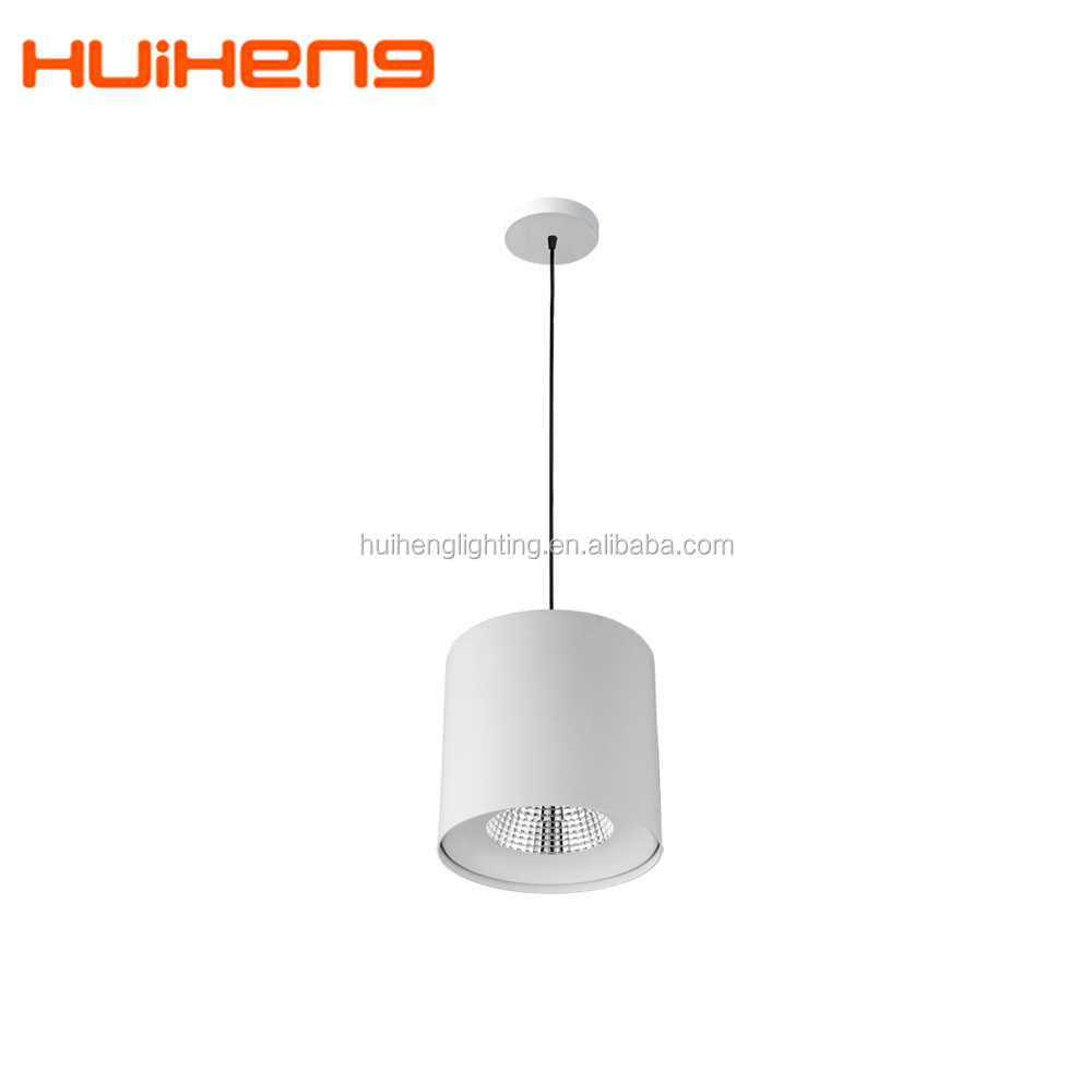 Surface Hanging High Lumen Mount Round Cylindera12w <strong>10w</strong> 15w 20w 30w Cob Pendant Light <strong>Led</strong> <strong>Downlight</strong>