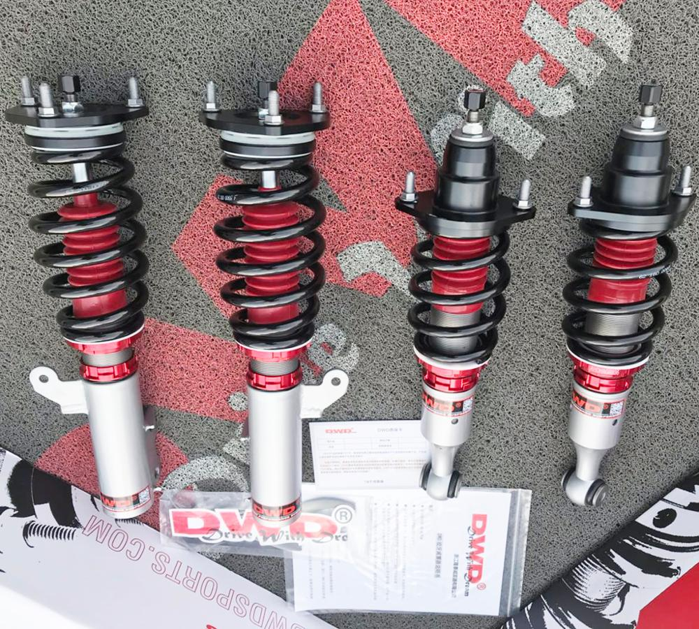 DWD coilover for racing Honda Civic 9th Gen 12-15 <strong>FG</strong>/FB