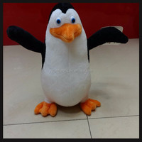 china plush toy manufacturers plush penguin for claw machine