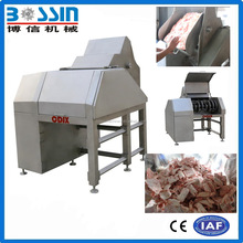 Excellent quality best effective s/s blade frozen meat slicer