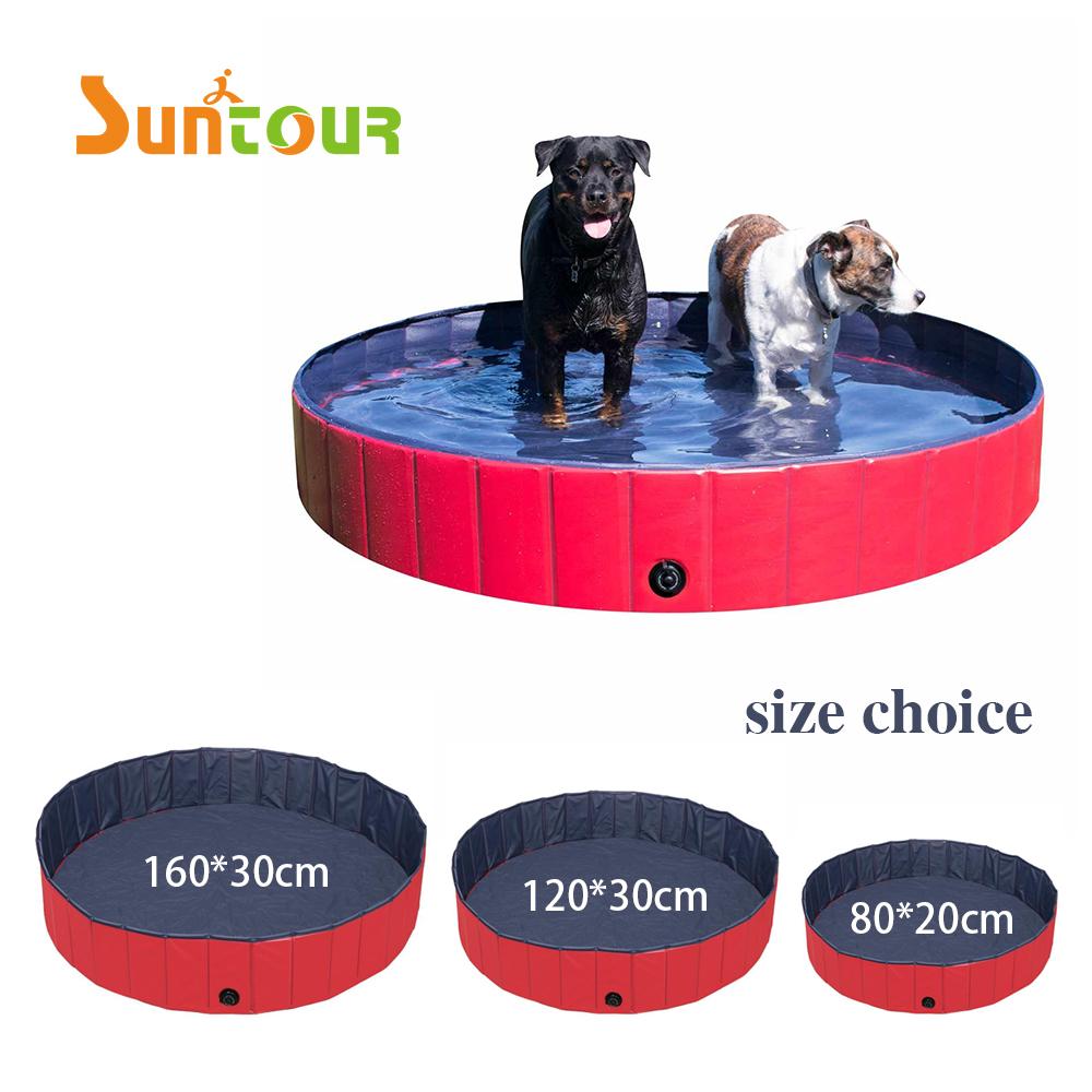 2018 Factory Wholesale Large Foldable Pvc Pets Dog Cat Bath Pool Swimming  Pools - Buy Pets Bath Pool,Dog Swimming Pool,Dog Pools Product on ...
