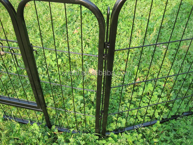 portable dog fence/expandable pet fence/outdoor dog fence