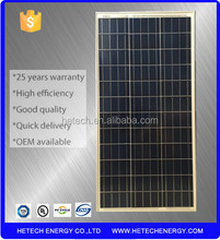 Chinese best quality cheap price photovoltaic 75w panel solar