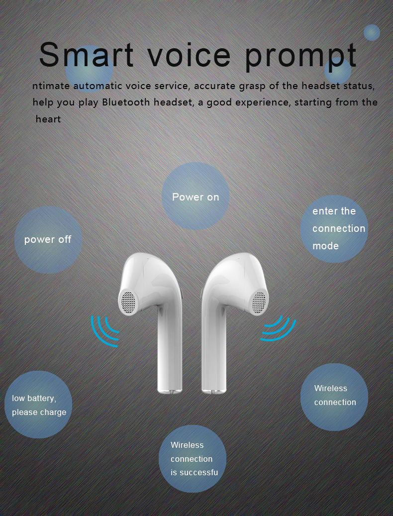 YooType wireless BT smart earphones X10 tws 5.0 earbuds