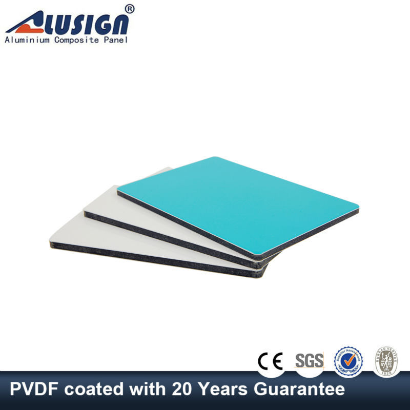 Alusign China top manufacturers pe aluminum composite panel protective film