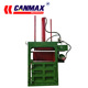Hydraulic Vertical 120-3000 kg/H cardboard box baler, carton baler, pet bottle scrap pressing baler machine