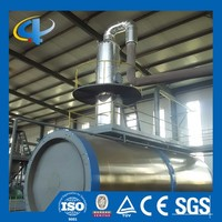 China Wholesale Waste Tyre and Plastic Oil Distillation Plant with Catalyst