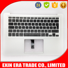 Genuine Top Case Palmrest With DK Danish Keyboard For Macbook Air A1370 A1465