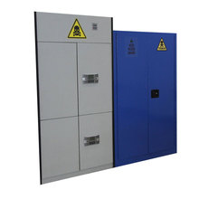 Lockable and customized color Flammable chemistry safety storage cabinet for laboratory apparatus