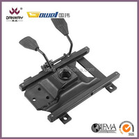 swivel office chair parts mechanism with swivel lock