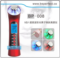 Galvanic-Photon-Ultrasonic Skin Care Device (BP 0085A) Rechargeable
