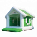 commerical high quality inflatable castle with roof