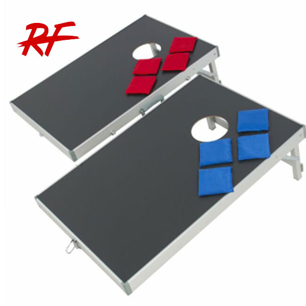 MDF custom bean bag toss game,cornhole boards,cornhole game