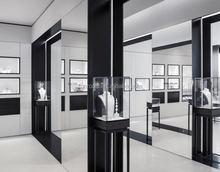 Luxury Jewellery and Watch Store Showcase in Germany Europe