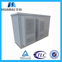 IP65 Outdoor Cabinet with Battery Compartment and Air Conditioner