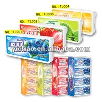 Dentists recommend breath mint sugar free pressed candy for oral refresh candies