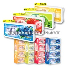 breath mint sugar free pressed candy for oral refresh