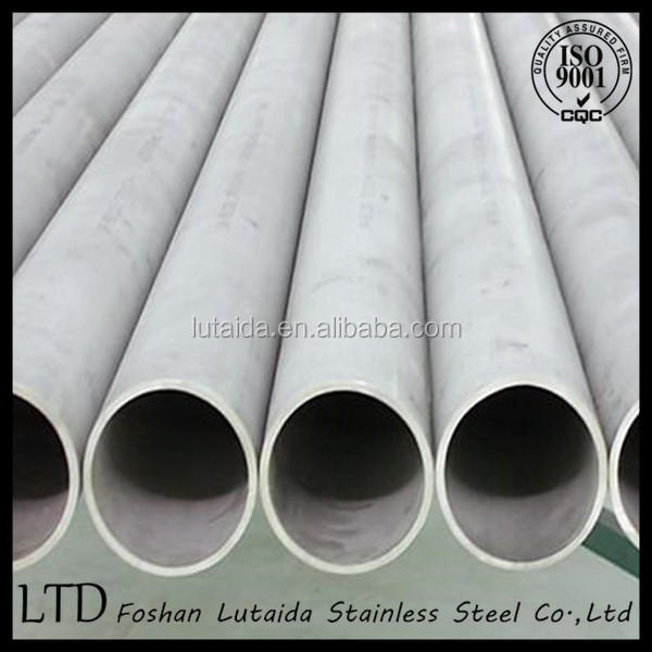 ASTM A312 tp316L Stainless Steel Seamless Pipe