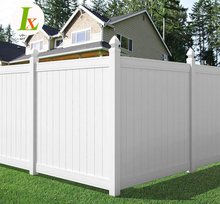 Cheap Pvc Privacy Fence