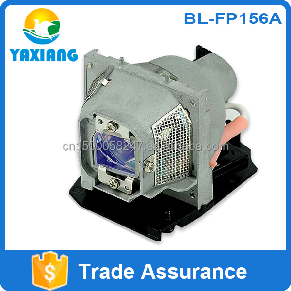 Light frame china cheap projector mercury lamp SP.82F01.001 BL-FP156A for EP729 .