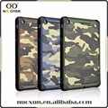 Latest design fashion fast delivery for ipad military leather case