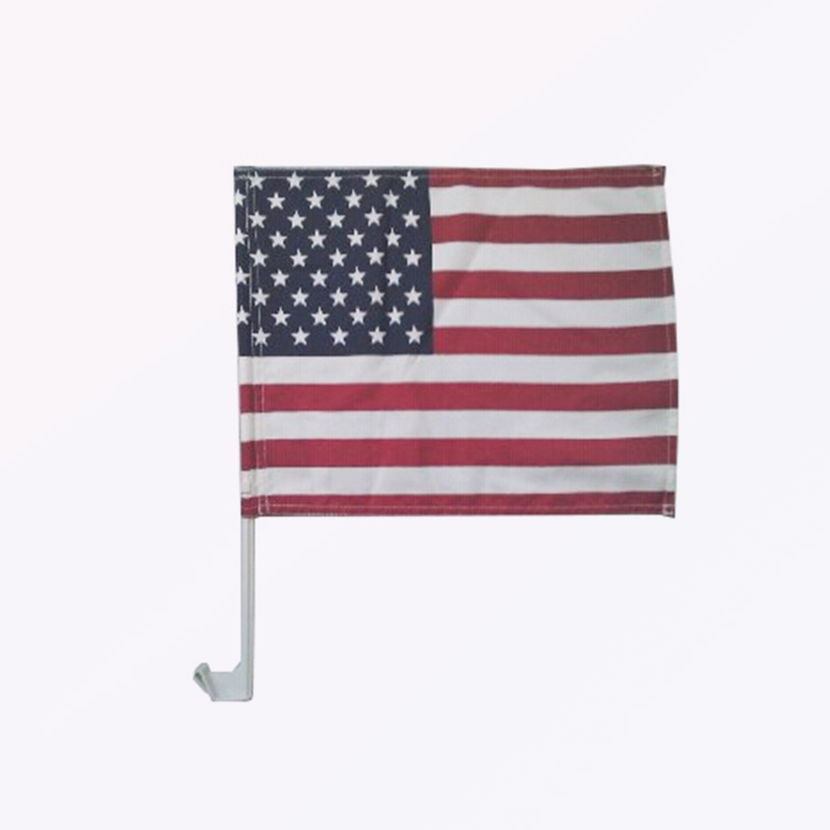 Good Selling Stand Waterproof Desk Flag Wood