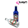 gas lighter/Beer bottle shape electronic gas lighter