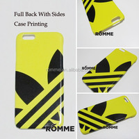 Professionally Mobile Phone Case Manufacturer Supply 3D Sublimation Transfer Printing For Iphone 6 Case Covers