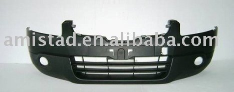 Auto parts for NISSAN QASHQAI front bumper