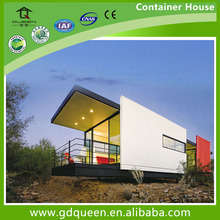 2 Bedroom Prefabricated Modern Modular Steel Prefab House