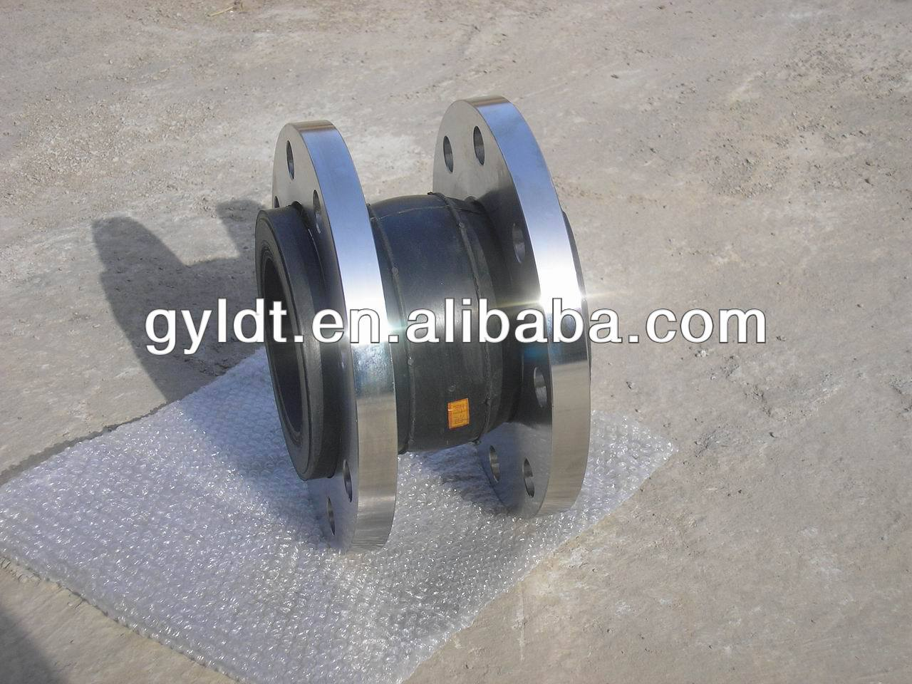 Flexible Single-ball Rubber Expansion Joints for Pipe