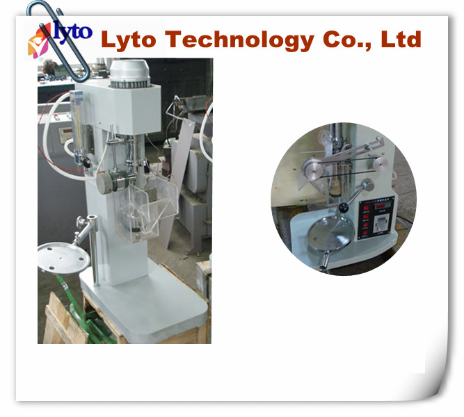 Laboratory use copper ore separator air flotation machine, wet-process froth type electric flotation cell price