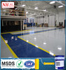 chemical resistant clean epoxy self-leveling floor coating manufacturers