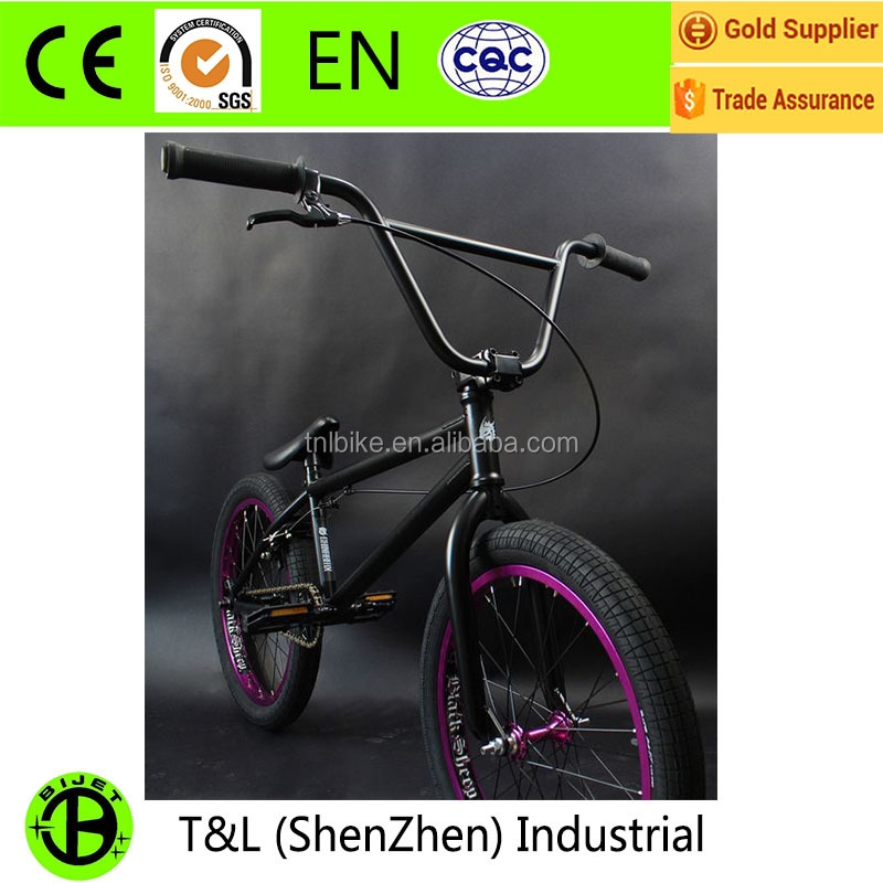"BIJET OEM Accepted Cheap 20"" Steel Frame BMX Bicycle Bike"